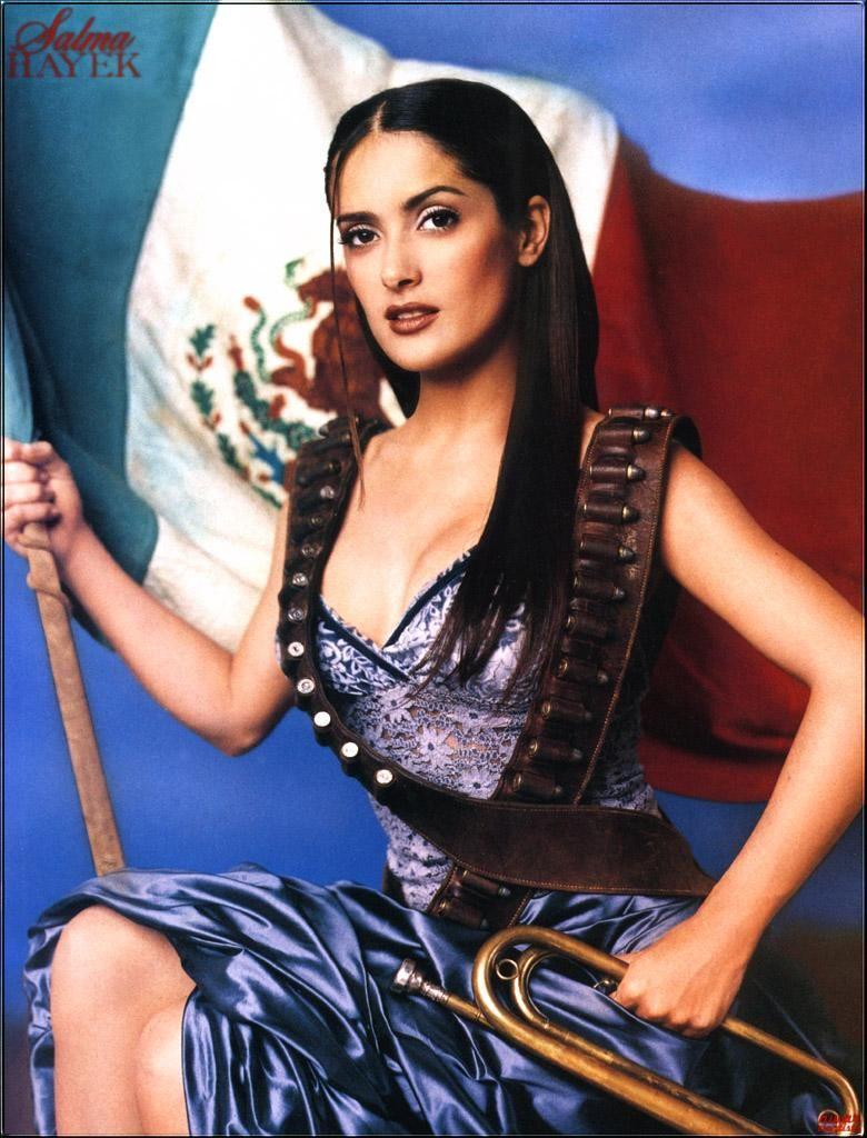 Azteca De Porno ✢ style ✢ viva mexico | salma hayek | beautiful mexican