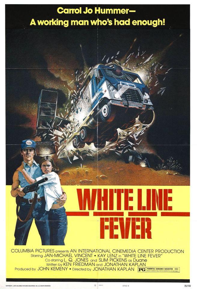 #white line fever