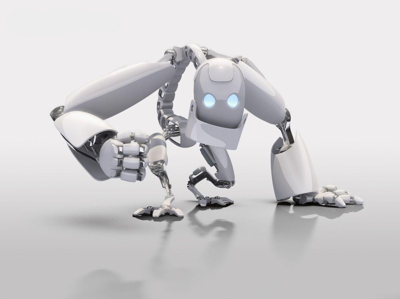 Daisy Inspiration Robots Descargar Fondos De Pantalla D Fondo Robot Wallpaper