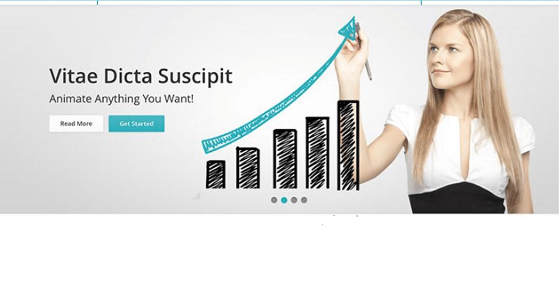 9 Theme Wordpress Company Profile Free Gratis Profil Perusahaan Buku Startup