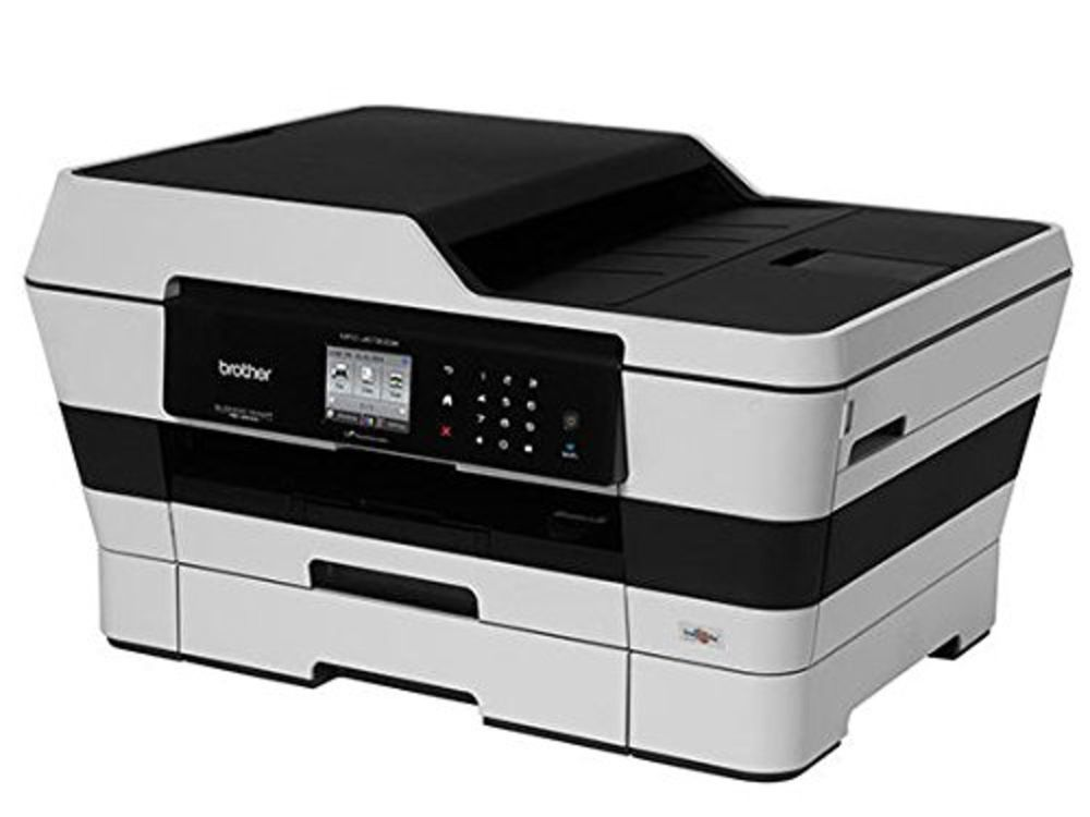 Brother Printer Mfc J6720dw Wireless Color Printer With Scanner