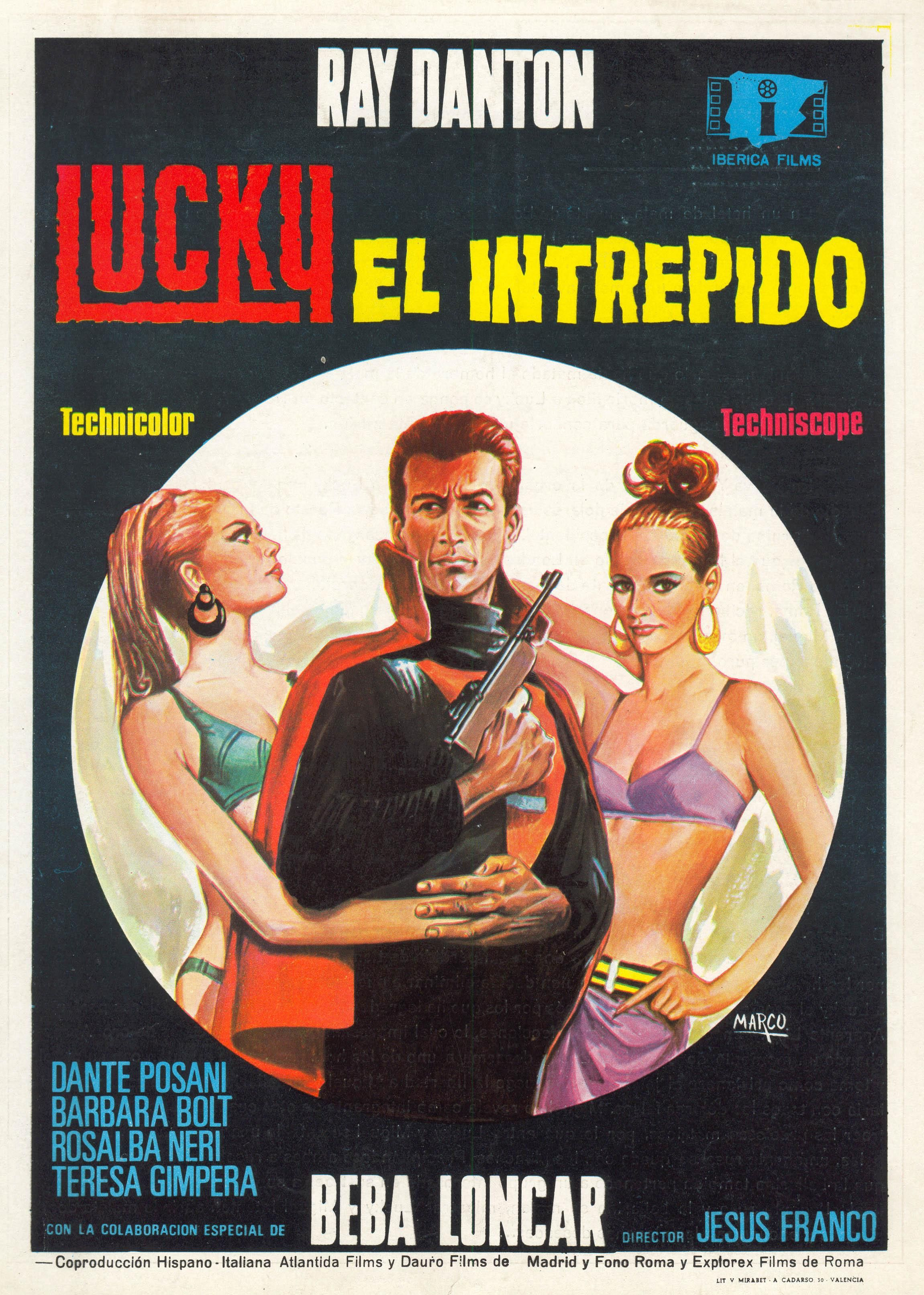 LUCKY THE INSCRUTABLE | Movie Posters (part 2) | Pinterest | Horror ...