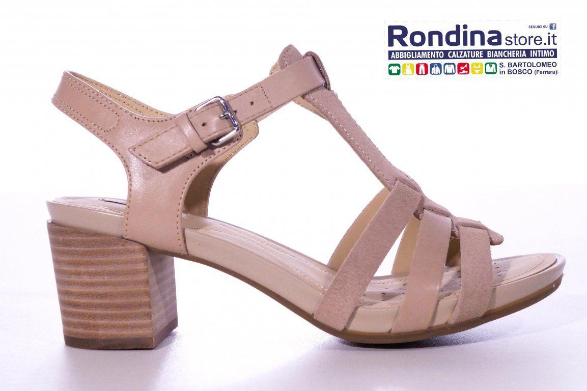 Sandalo Tacco Geox Che Symi Store T E Ybfy7g6v 9WHED2I