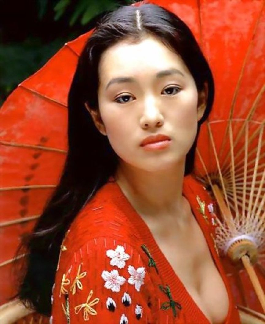 Memoirs of a Geisha - Gong Li as Hatsumomo (2005) - Costume designed by Colleen Atwood