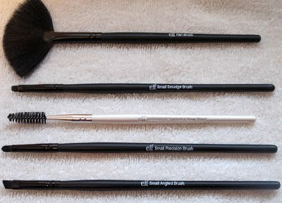 Best E.L.F makeup brushes