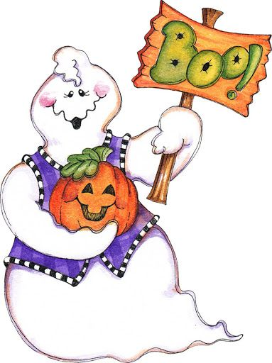 Fall and Halloween Clip Art