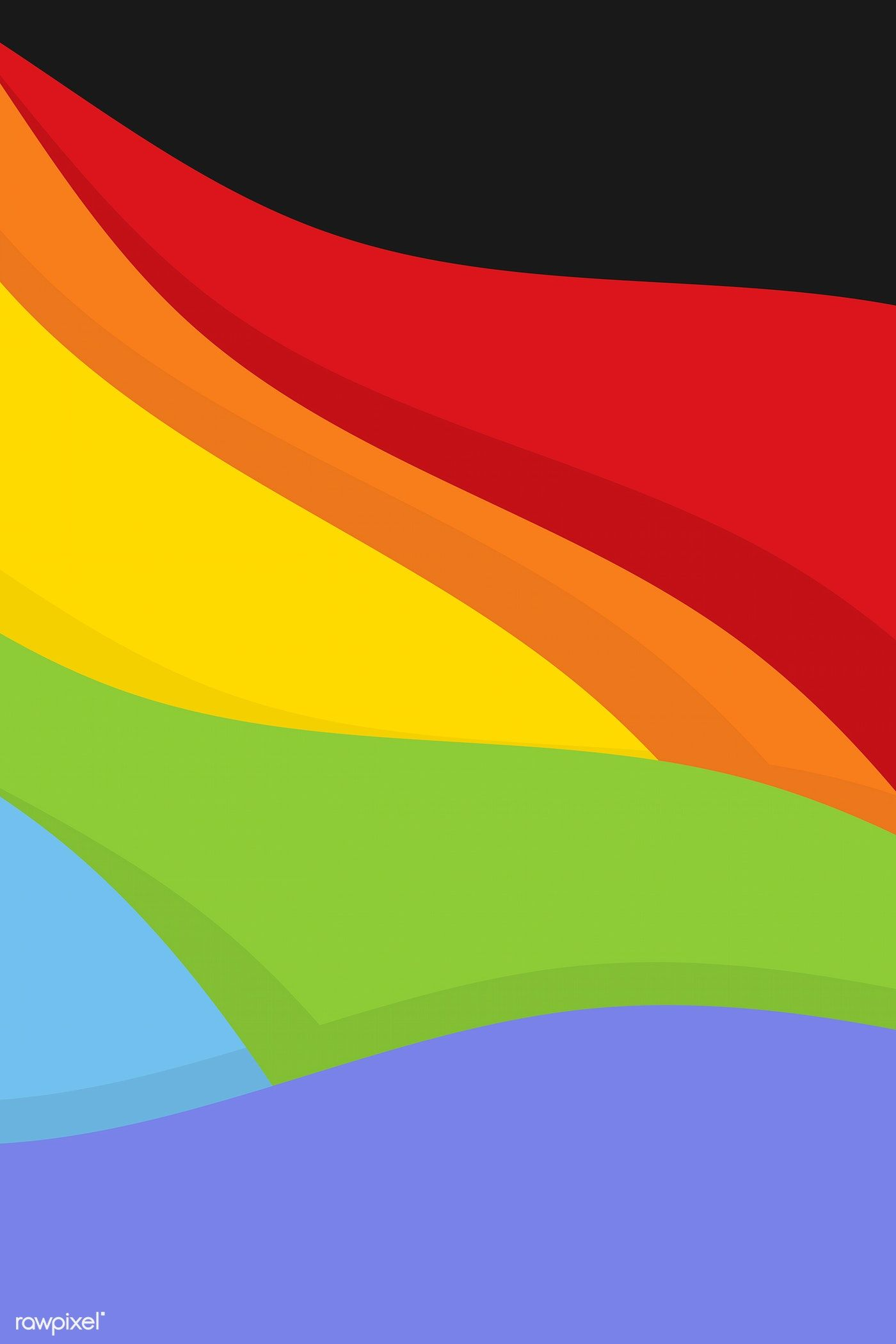 Download Premium Vector Of Support Lgbtq Pride Rainbow Background Vector Rainbow Background Lgbtq Pride Rainbow Pride