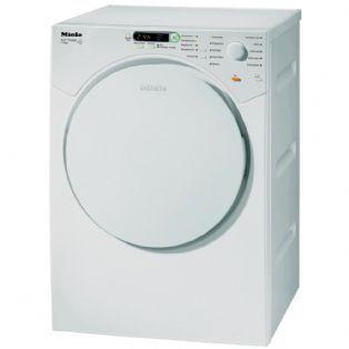 Miele T7934 7kg Vented Dryer White Appliances Tumble Dryers Dryer
