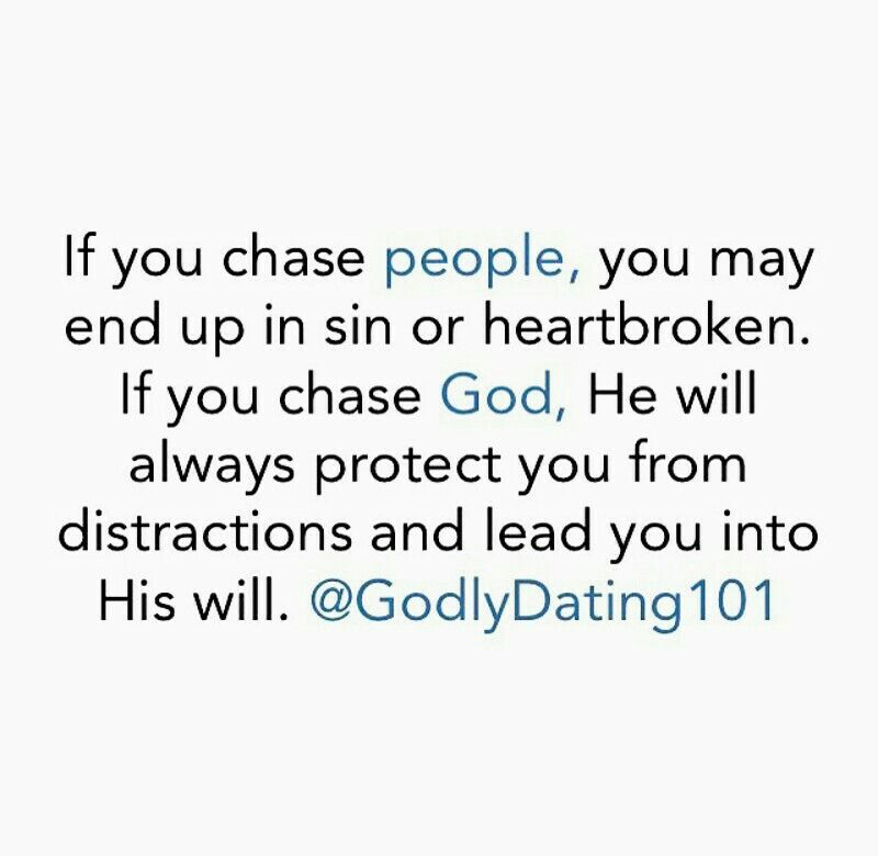 Godly  dating