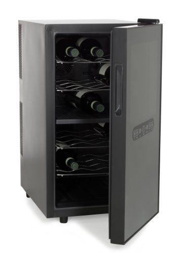 Amstyle Design Weinkühlschrank 2 Temperaturzonen | Amazon ...
