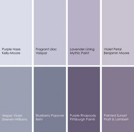 27 best ideas for bathroom gray purple lilacs bathroom on kelly moore paint colors chart id=42328
