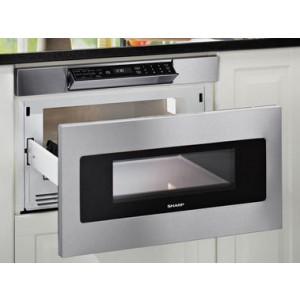 Smd2470asy 24 Hidden Controls Flushmount Microwave Drawer Stainless Steel In 2020 Microwave Drawer Sharp Microwave Drawer Stainless Steel Cabinets