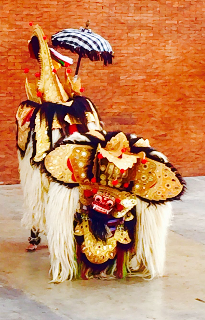 Barong Dance at GWK