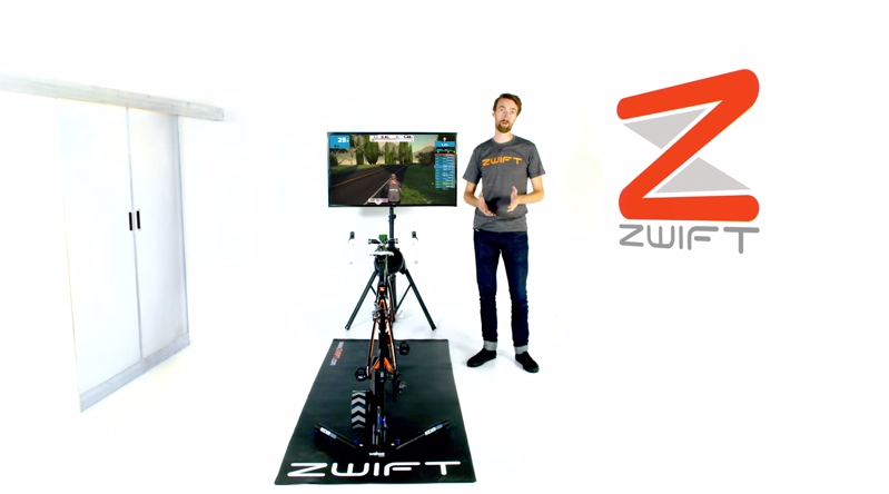 How To Get The Best Indoor Cycling Setup With Zwift Kickr