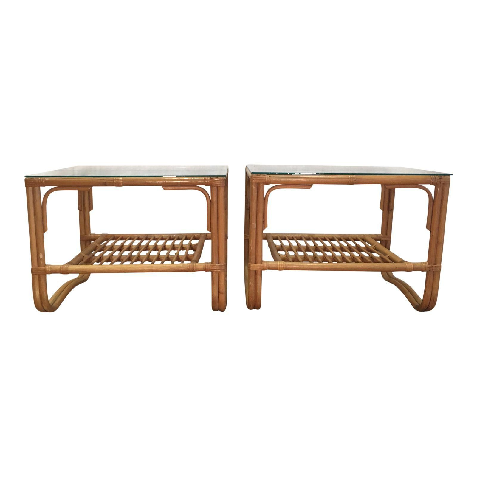 Beautiful Bamboo Tables