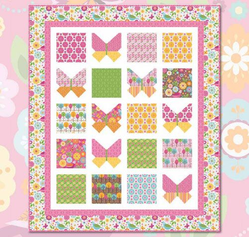 Summer Song 2 Cotton Fabric by Riley Blake Craft Quilting Dressmaking