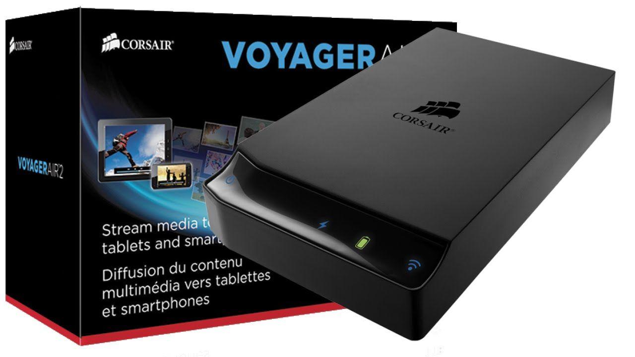 Corsair Voyager Air 2 Wireless Storage Treiber Windows 7
