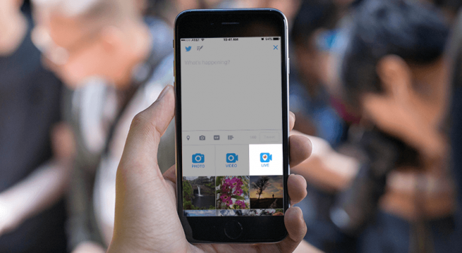 Download Twitter Live videos with Snagscope Live video