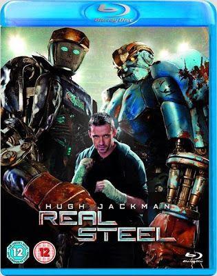 Real Steel 2011 Hindi Eng Dual Audio 720p Brrip 720p 1gb Blu Ray Real Steel Dvd