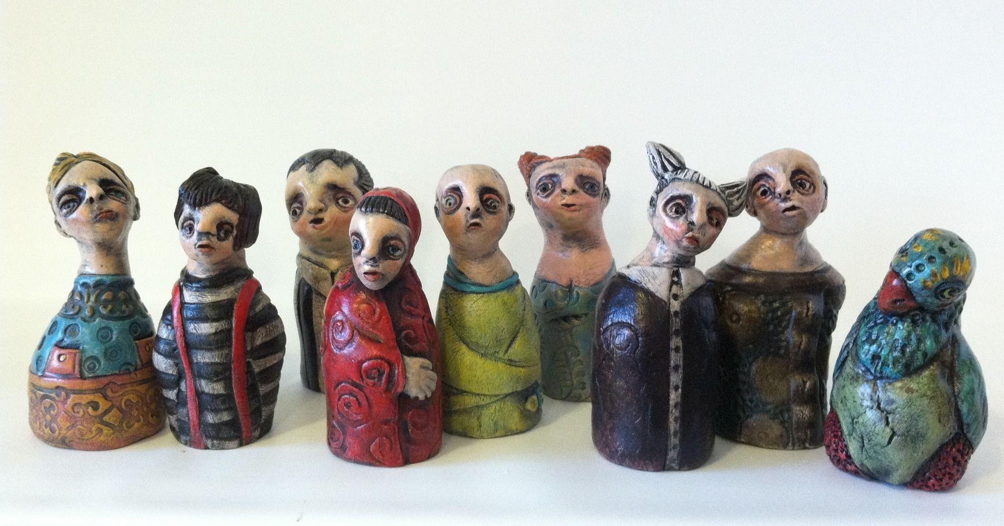 gallery evb•studio simply fabulous finger puppets Art