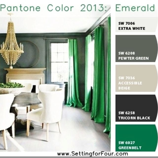 this makes it easy for you paint inspiration pinterest couleur vert and peinture. Black Bedroom Furniture Sets. Home Design Ideas