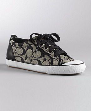 COACH BARRETT SNEAKER Finish Line Athletic Shoes Shoes