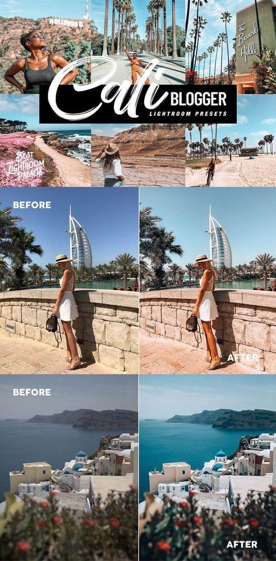 Lightroom Presets Cali Blogger   Photo editing lightroom ...