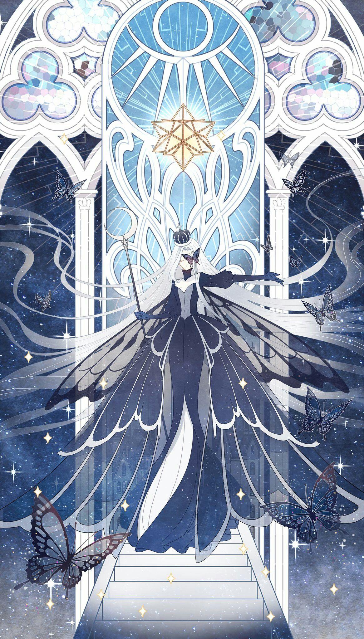 Cre Love Nikki Dress Up Queen Anime Art Girl Anime Wallpaper Anime Art