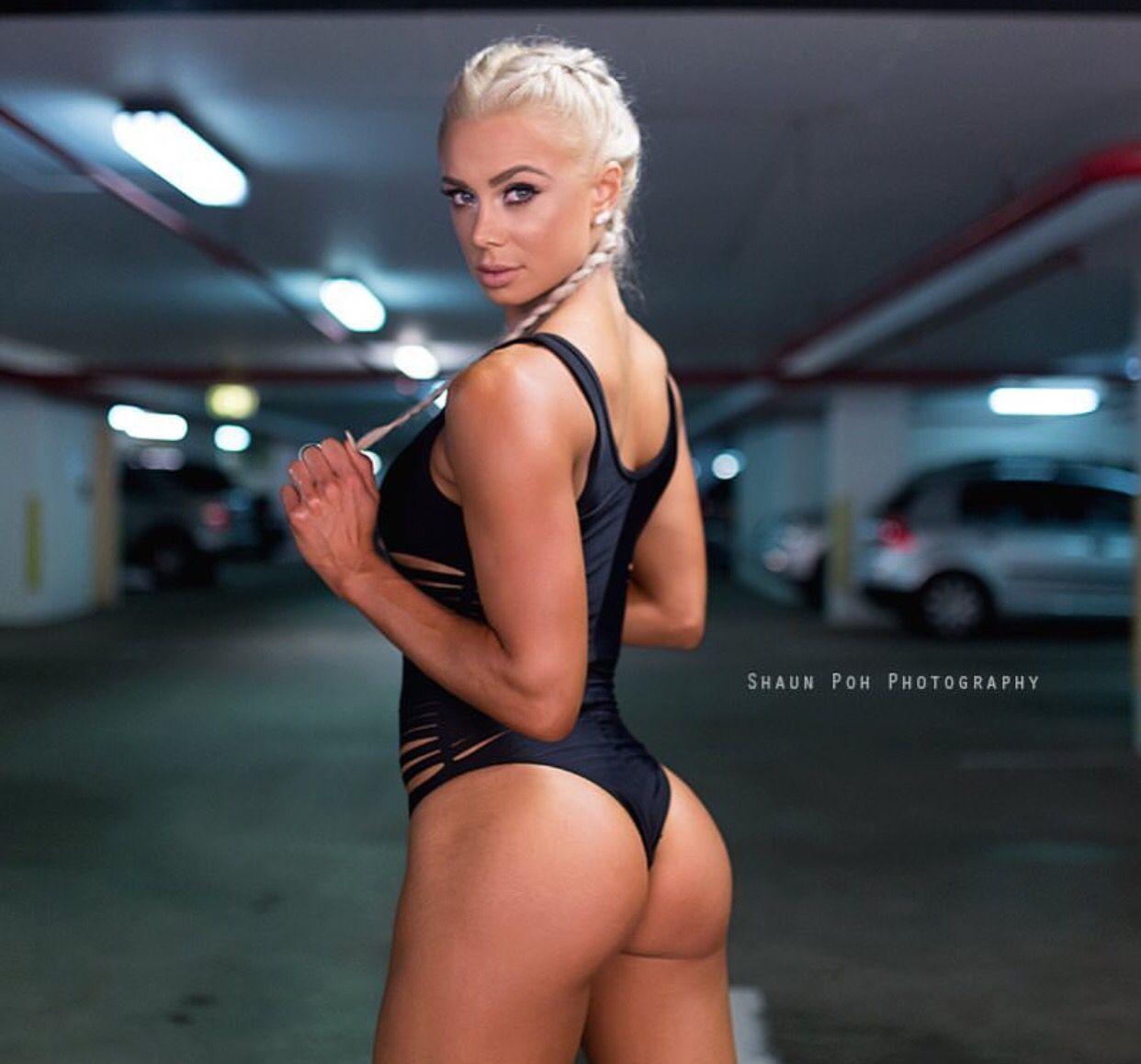 Порно с фитнес девочек