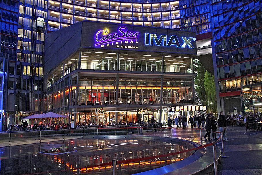 CineStar, Sony Center Berlin