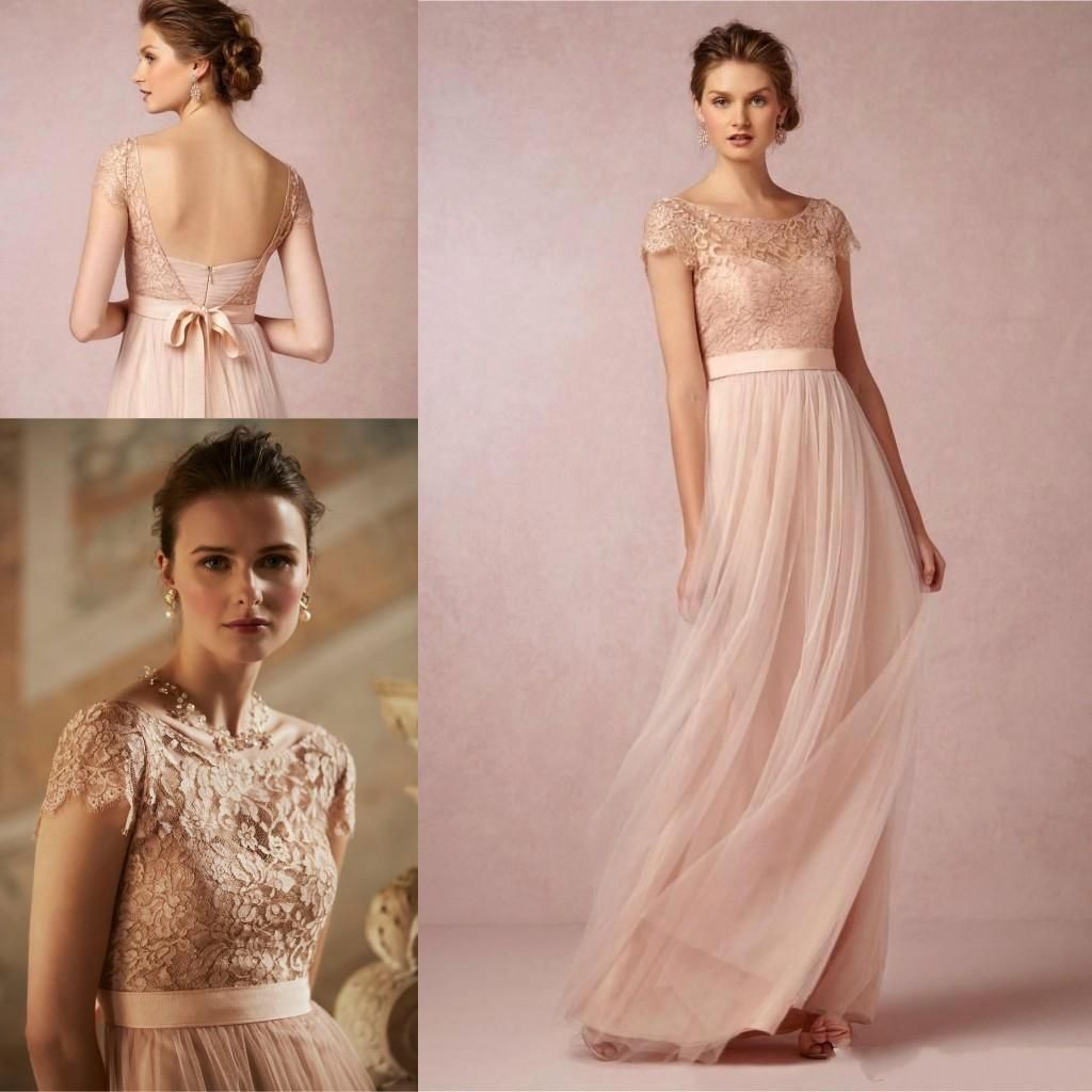 2016 fairy bohemian coral bridesmaids dresses lace top cap sleeves 2016 fairy bohemian coral bridesmaids dresses lace top cap sleeves backless cheap arabic bridesmaid gowns summer ombrellifo Gallery