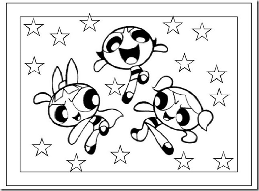 power puff girls z coloring pages | coloring pages gallery ... - Coloring Pages Powerpuff Girls
