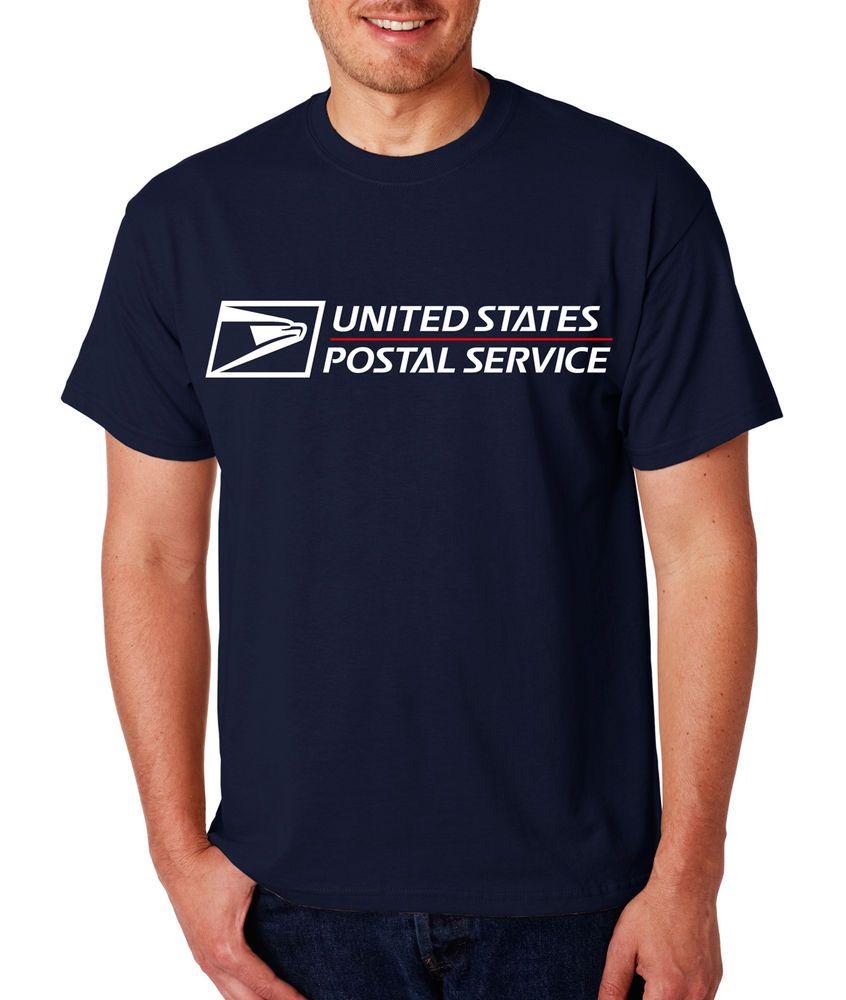 Usps postal t shirt shirt with logo on chest united states service usps postal t shirt shirt with logo on chest united states service eagle tshirt buycottarizona