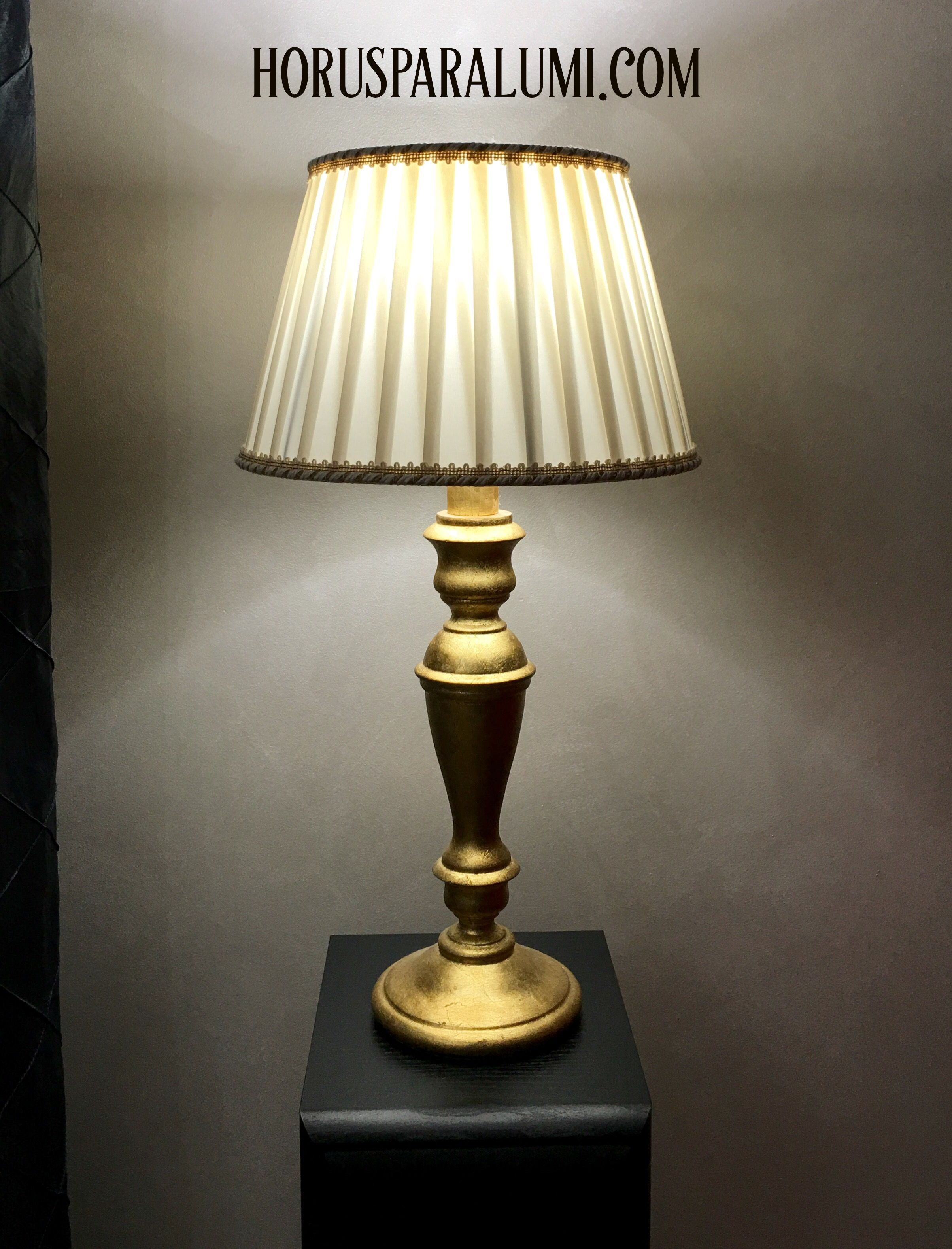 An example of our lampshades!