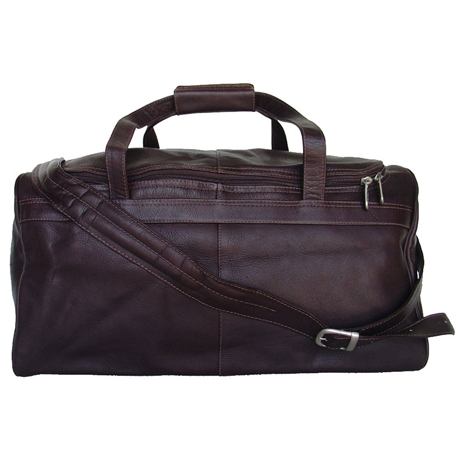Piel Leather Traveler s Select Small Duffel Bag    Continue to the product  at the image link. (This is an Amazon Affiliate link) 5b85688c62565