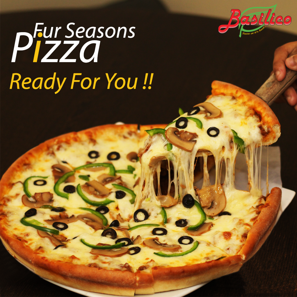 Four Seasons Pizza Ready for You Best Pizza in the City Client