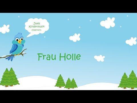 Frau Holle (mit Text zum Mitsingen)