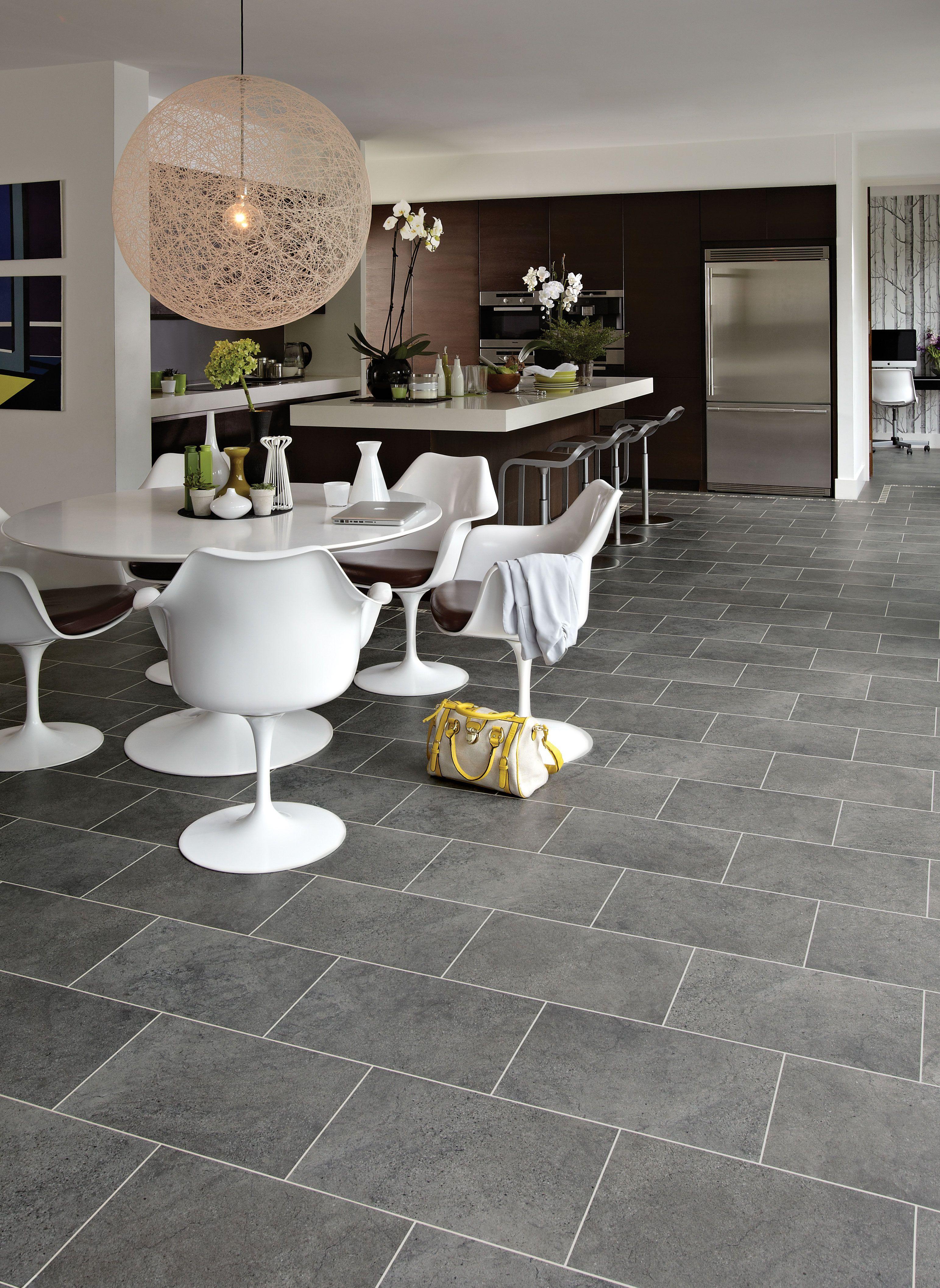 Karndean vinyl flooring Cumbrian Stone by
