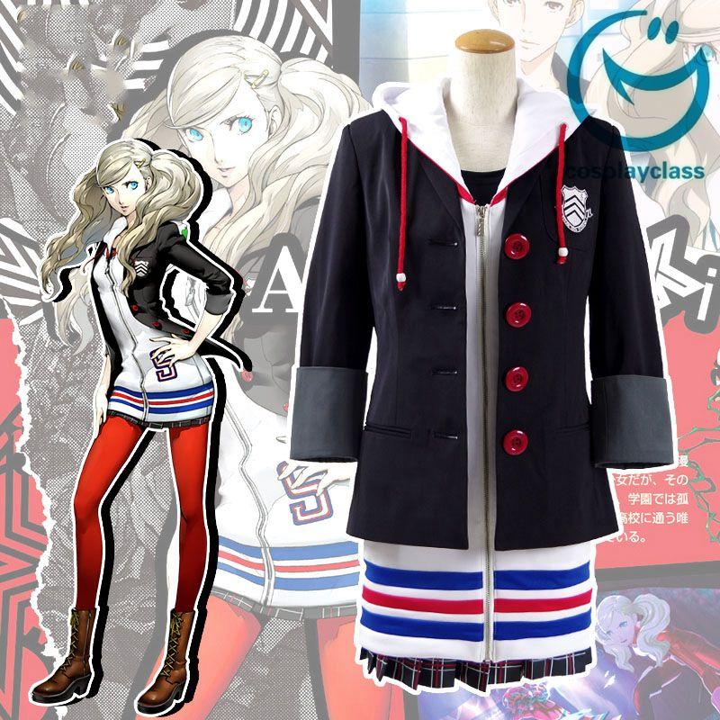 Persona 5 Halloween Costumes