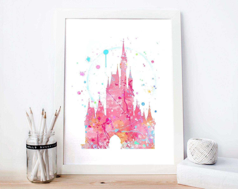 Awesome Princess Castle Decoration