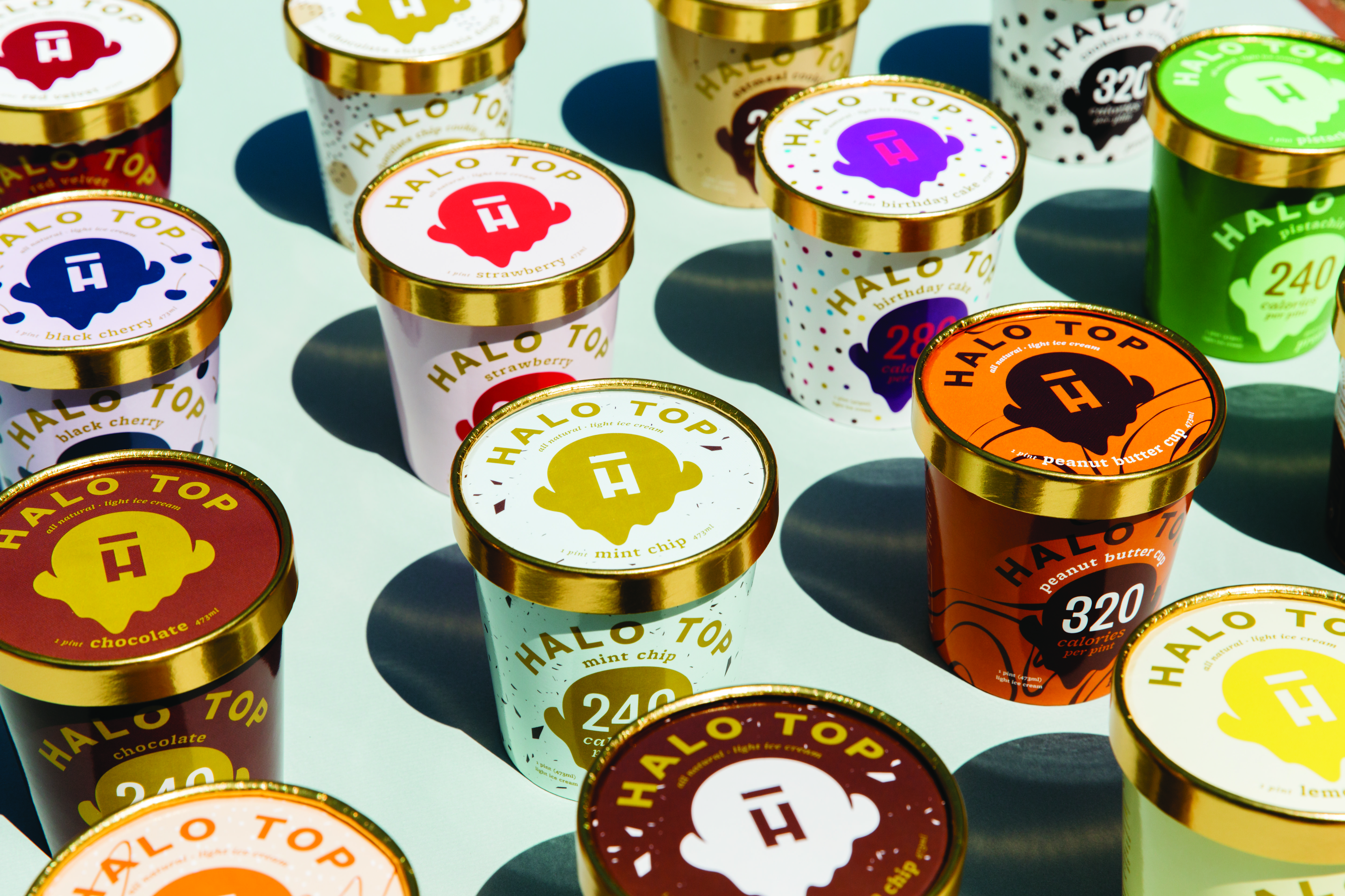 I devour nothing but halo top ice cream for a week heres