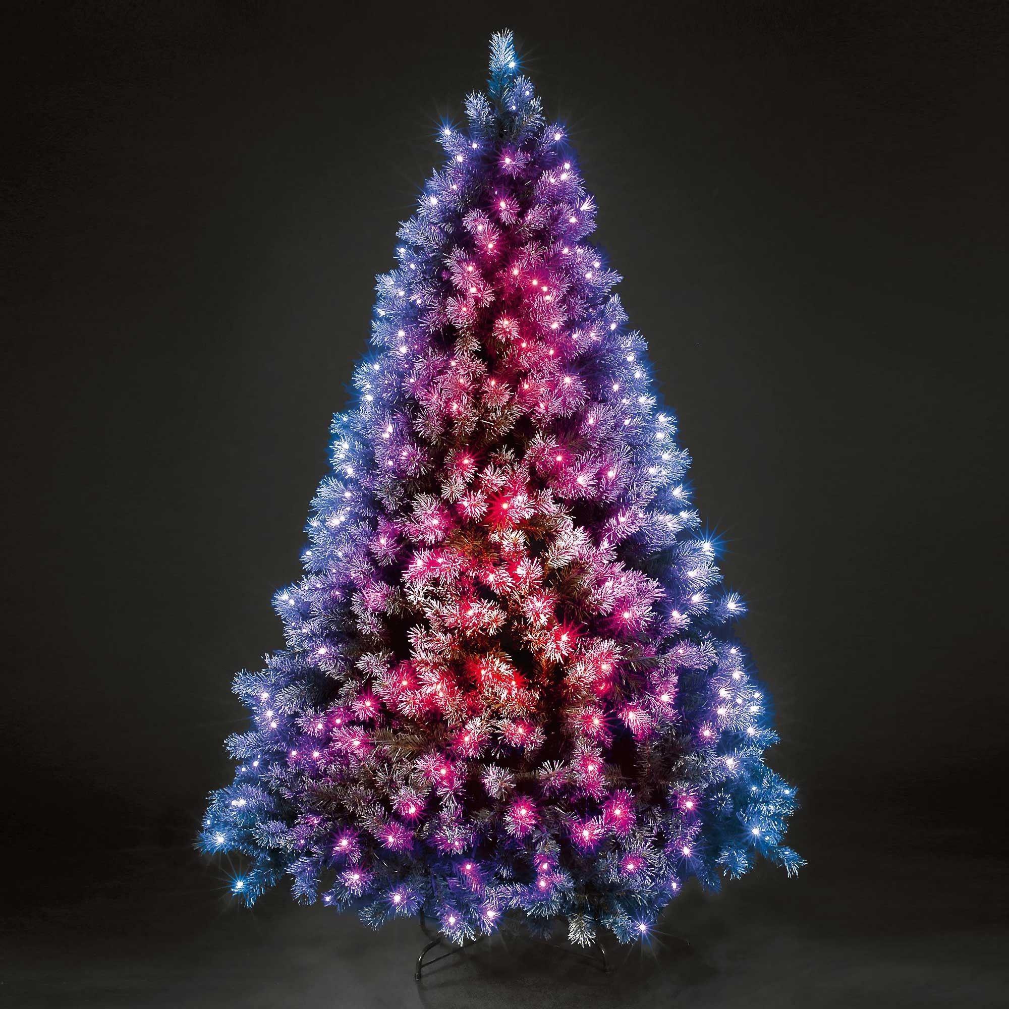 Extraordinary Christmas Tree Lights LED Interior