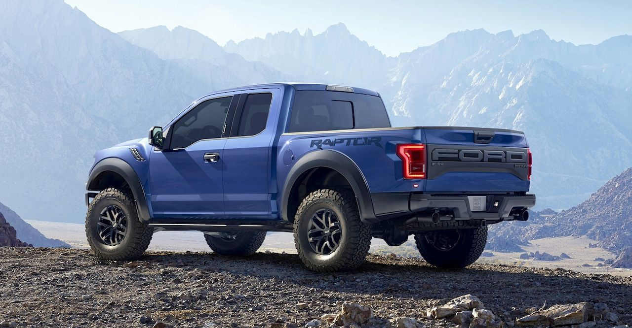 Can the 2017 ford raptor retain the character of the original