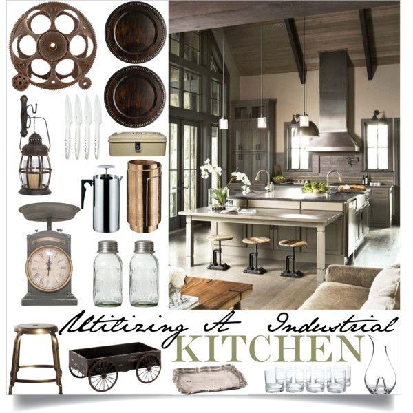 Utilizing A Industrial Kitchen In 2020 Best Kitchen Designs