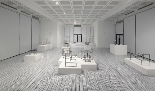 Mind Bending Nendo Exhibition In Taiwan Home Furnishings Art Category