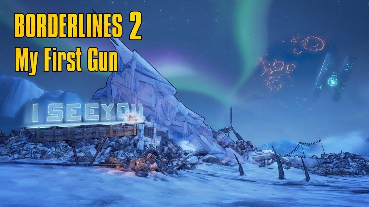 Borderlands 2 My First Gun | Gameplay in 2019 | Borderlands