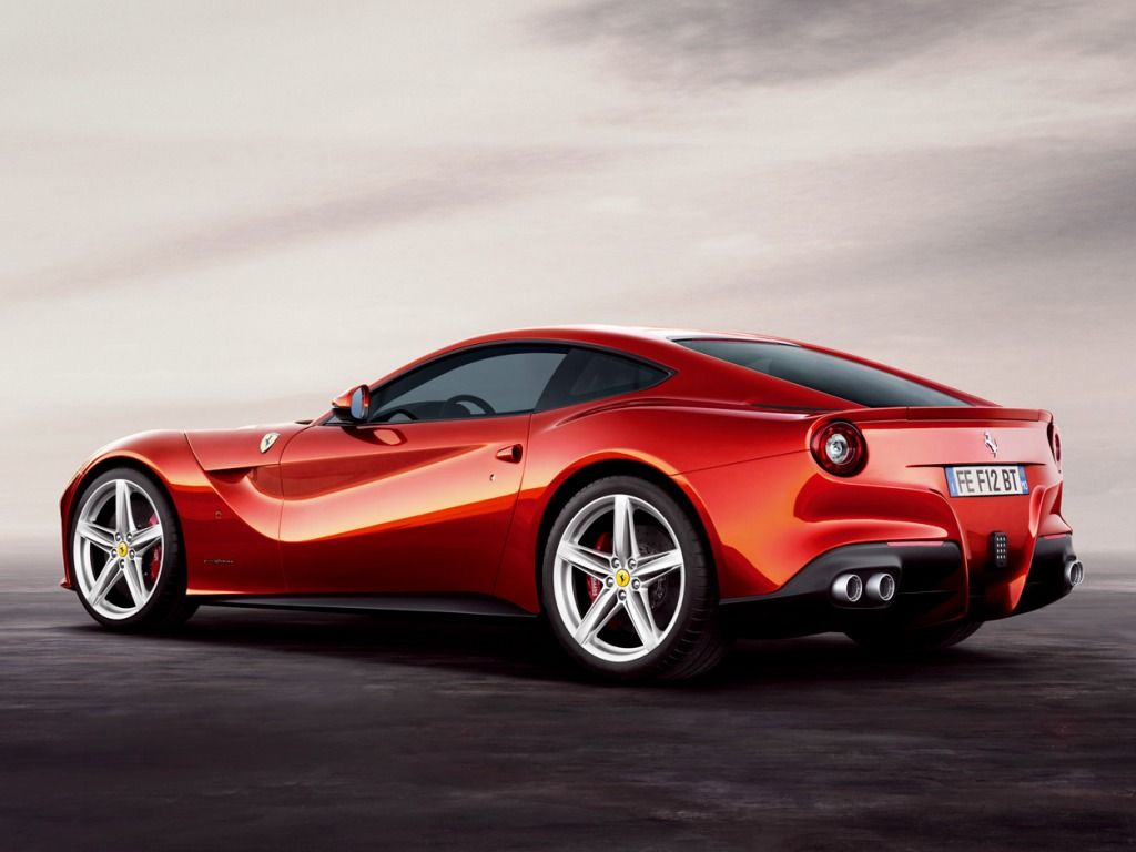 Yes Yes Yes The New Ferrari F12 Berlinetta My Man Wants His Old