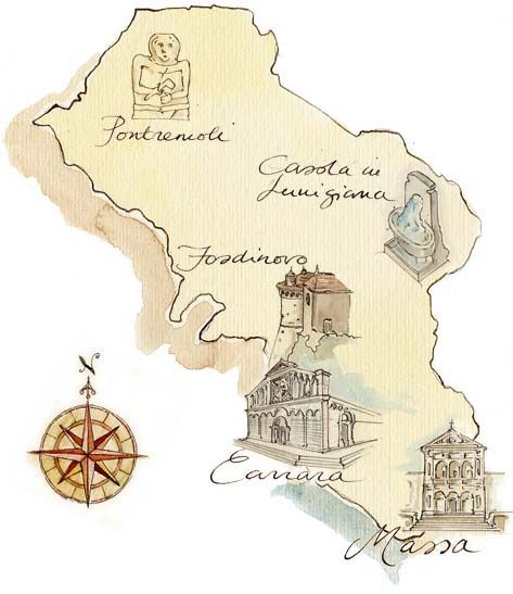 Terra di Toscana tuscany guide tour accommodation Visiting
