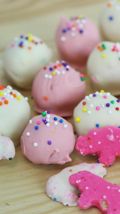 Your favorite childhood treat made into sweet, delicious truffles!