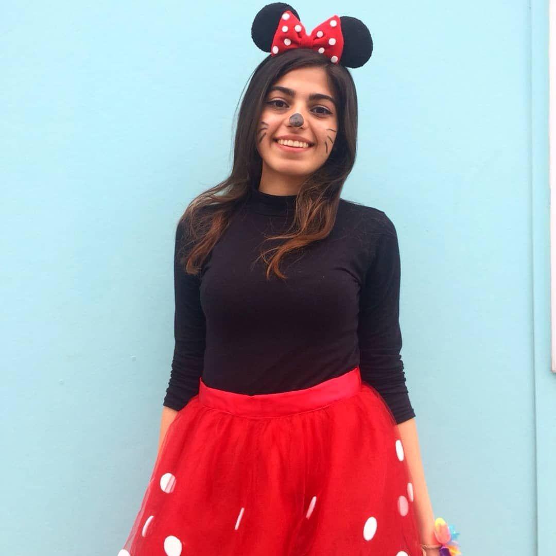 Diy Mickey Minnie Mouse Costume 2019 Diy Halloween Costume Ideas